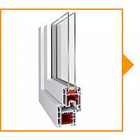 Aluplast Ideal 2000 / 4Solar-10Ar-4-10Ar-4i