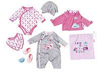 Одежда для кукол Беби Борн Baby Born большой набор одежды и аксессуаров Zapf Creation 823538