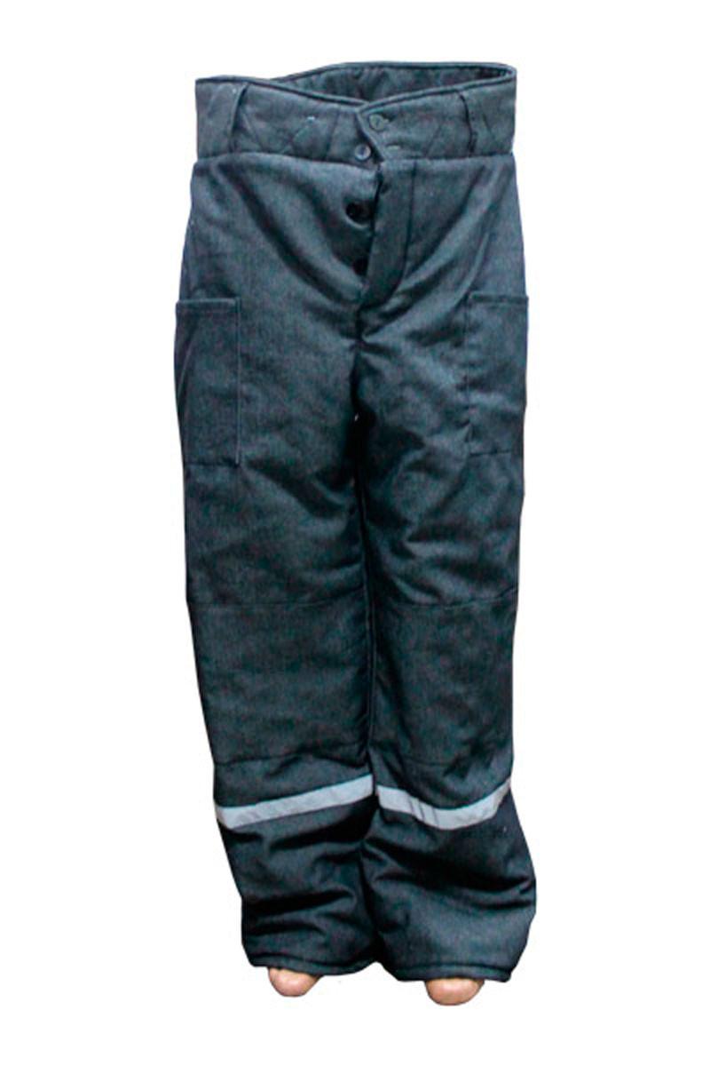 Штани теплі джинс