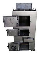 Котел твердотопливный пиролизный 300 кВт DM-STELLA