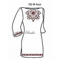 Плаття для дівчинки №46 Патріотичне