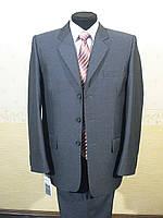 Мужской деловой зимний костюм на флисе