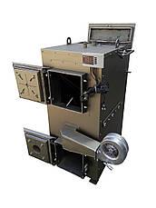 Двухконтурный пиролизный котел 20 кВт , фото 2