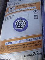 ПортландЦемент в мешках ПЦ-Б 400, 25 кг