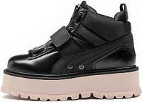 Женские ботинки Fenty x Puma Boots Black