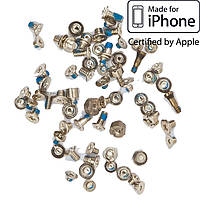 Шурупы для iPhone 7, полный комплект, золотистые, оригинал
