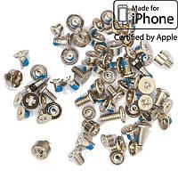 Шурупы для iPhone 7, полный комплект, серебристые, оригинал