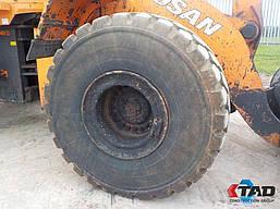Фронтальный погрузчик Doosan Daewoo DL400 (2008 г), фото 2
