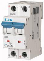 Автоматический выключатель постоянного тока 2-полюсный PL7-C20/2-DC Moeller-EATON ((CC))(264903-)2/20, 264903