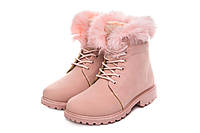 Ботинки женские VG Max Pink АКЦИЯ -30%