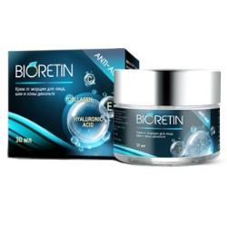 BIORETIN (Биоретин) - крем от морщин. Цена производителя. Фирменный магазин.