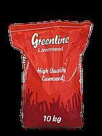 Трава газонная универсальная Greenline, 10 кг - семена газонной травы для затененных и солнечных участков.