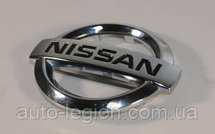 Знак решётки радиатора на Nissan Primastar  (Nissan)  — Nissan (Оригинал)  -  62392-00QAB