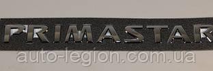 """Надпись """"PRIMASTAR"""" задней двери на Nissan Primastar  — Nissan (Оригинал)  -  90888-00QAB"""