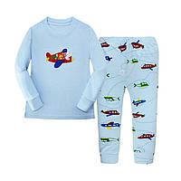 Пижама детская для мальчика кофта и штаны