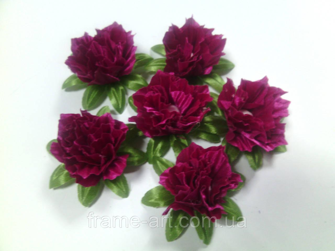 Бутон цветка магнолии 2,5-3см розовый