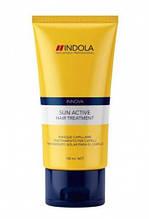 Маска для волос Sun Active, Indola 150ml
