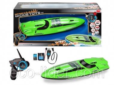 """Лодка """"Супер скорость"""" на ЖК, с заряд. устройством USB, 2-канал., 48 см, 8+"""
