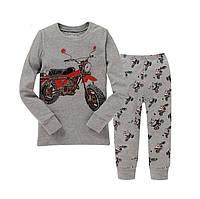 Пижамка детская для мальчика реглан и штаны