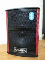 Акустическая система колонка чемодан Atlanfa AT-Q1 (USB/Bluetooth)