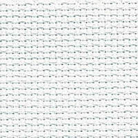 Канва Корея S14B Aida Premium №14 50х50см белая