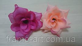 Голова тканевой Розы 5см 571006
