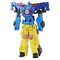Трансформер Hasbro Transformers Rid Crash Dec Dragstr N Wildbreak (C0628-C2342)