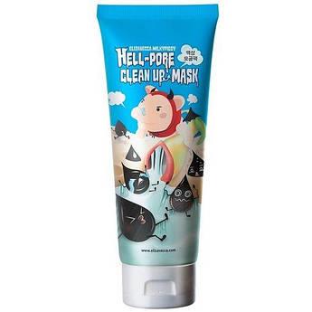 Маска-пленка для очищения пор Elizavecca Face Care Hell-Pore Clean Up Mask