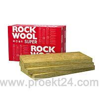 Каменная базальтовая вата SUPERROCK 50мм