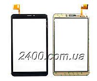 Сенсор, тачскрин Prestigio PMT 3408 планшета (черный) ZYD080-64V02