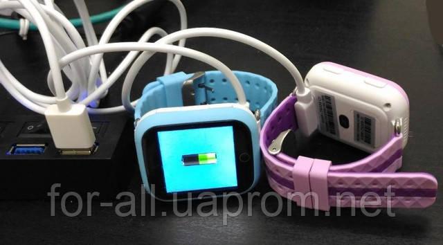 Рекомендации по зарядке детских смарт часов GPS