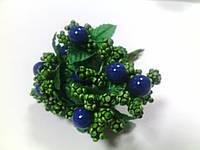 Добавка легкая 02777 ягоды на траве 40 синий