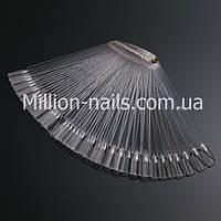 Палитра - веер прозрачная на 50 образцов, фото 1