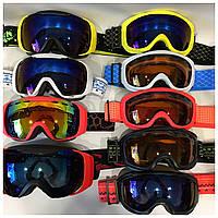 Продам очки горнолыжные и сноубордические CRIVIT