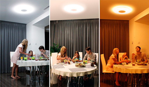 светодиодные светильники умный свет