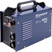 Сварочный аппарат Power Up IGBT 160A
