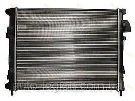 Радиатор двигателя на Renault Trafic 2001-> 1.9dCi (-AC) — Thermotec (Китай) - D7R039TT