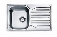 Franke Кухонная мойка Franke Polar PXN 611-68 Нержавеющая сталь (101.0251.296) + Сифон (112.0251.467)
