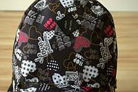 Рюкзак i love fashion, я люблю моду, модный рюкзак, Р1526