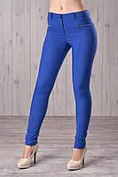 Зауженные модные брюки