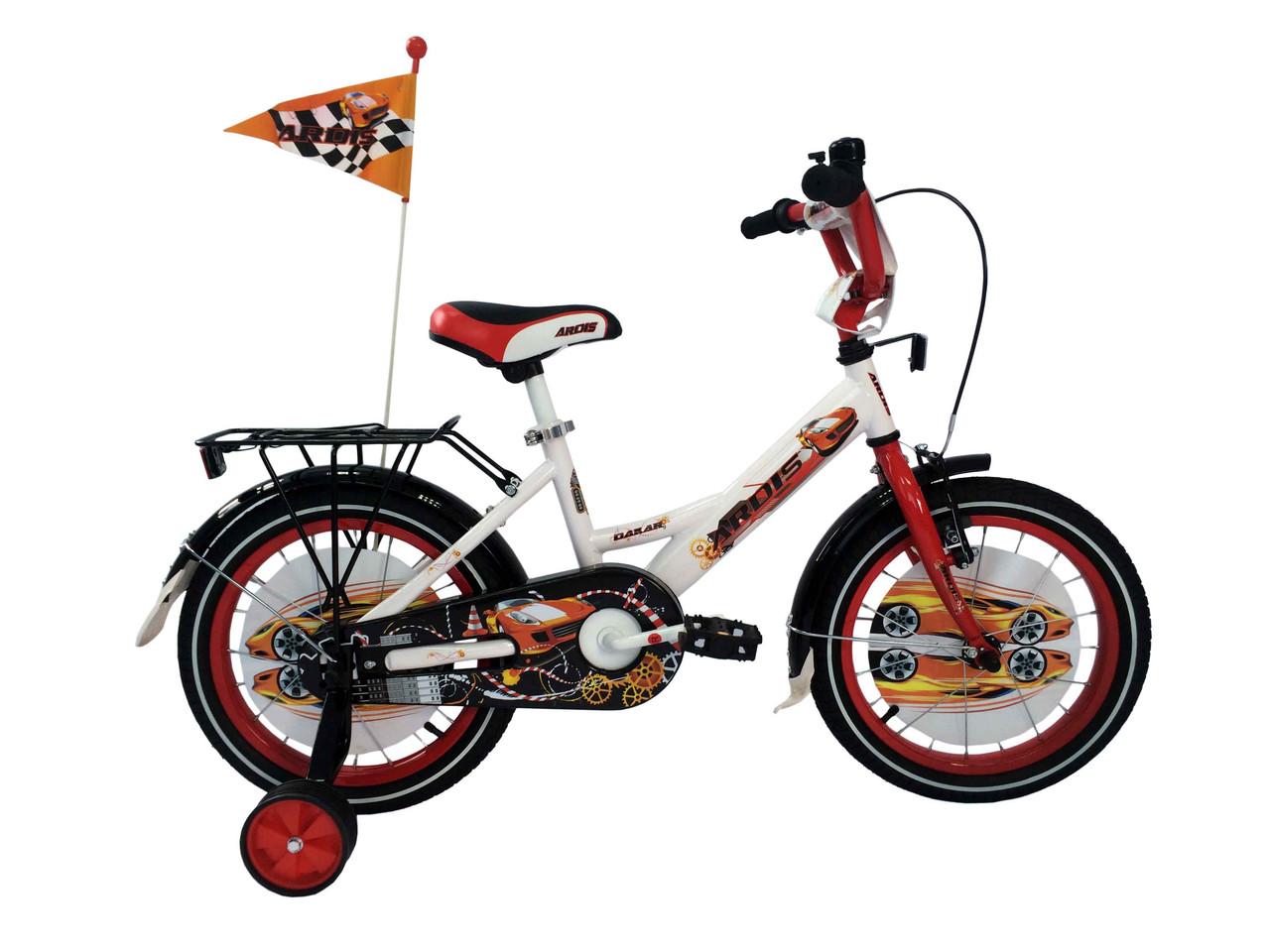 """Детский двухколесный велосипед ARDIS DAKAR 20"""""""