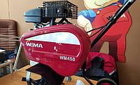 Мотокультиватор бензиновый Weima WM450 (двигатель WM156F, 3,0 л.с, 1 скор.)