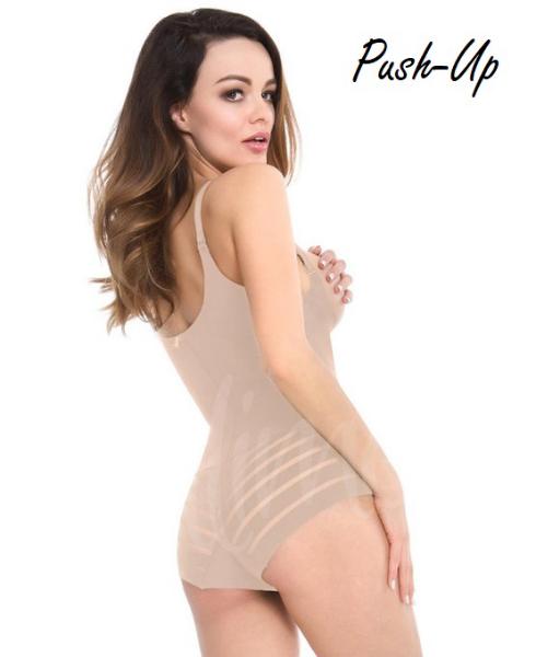 a324c7b87f3cd Моделирующий боди под грудь Julimex 119 - Push-Up | Магазин женской одежды  и нижнего