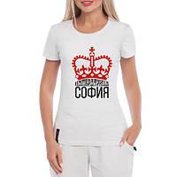 GlobusPioner Женская футболка Императрица София 63468 , фото 1