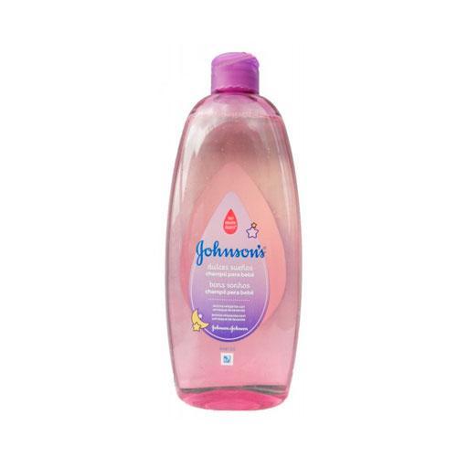 Johnson's Baby Lavanda детский шампунь для волос с лавандой 500 ml