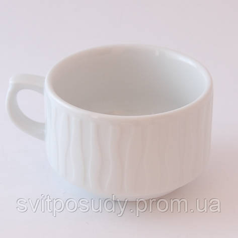 Чашка чайная 190 мл, Lubiana, фасон NESTOR, фото 2