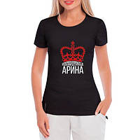 GlobusPioner Женская футболка Императрица Арина 63399