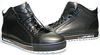 Ботинки мужские кожаные демисезонные , фото 1