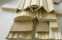 Дерев'яні погонажні вироби