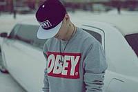 """Свитшот """"Obey"""" , фото 1"""
